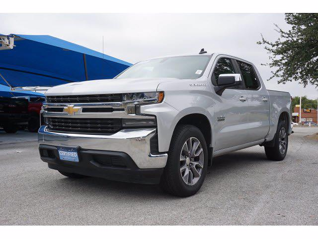 2019 Chevrolet Silverado 1500 Crew Cab 4x2, Pickup #204737B1 - photo 4