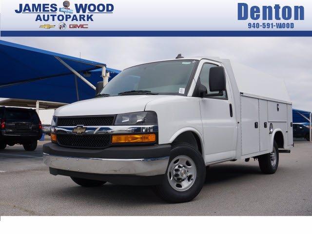 2020 Chevrolet Express 3500 4x2, Knapheide Service Utility Van #204744 - photo 1