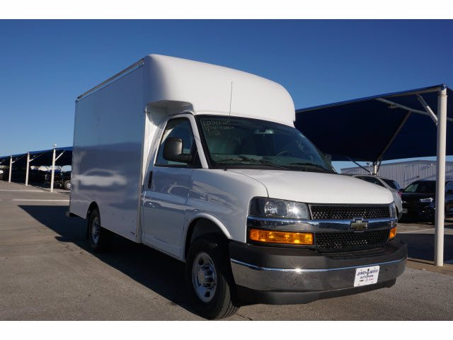 2020 Chevrolet Express 3500 4x2, Supreme Spartan Service Utility Van #204746 - photo 4