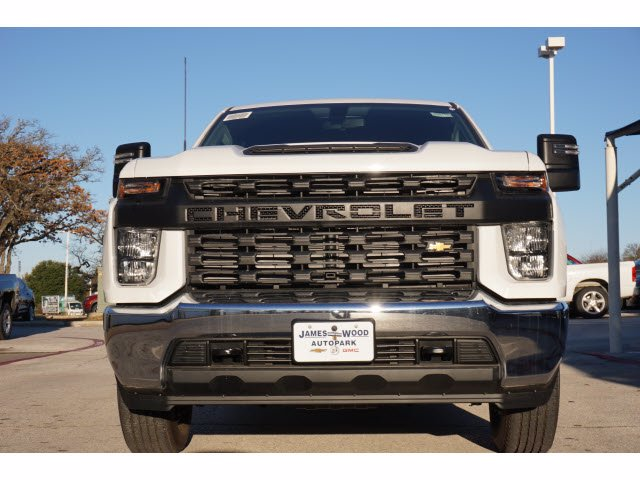 2020 Chevrolet Silverado 2500 Crew Cab 4x2, Knapheide Steel Service Body #204756 - photo 3