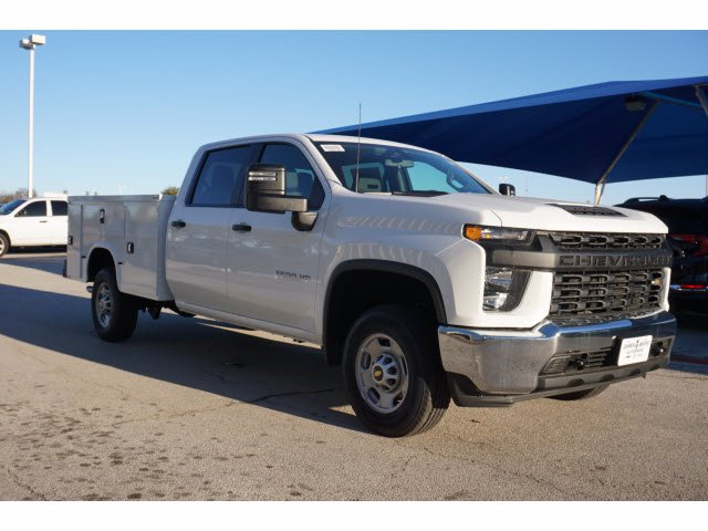 2020 Chevrolet Silverado 2500 Crew Cab 4x2, Knapheide Steel Service Body #204756 - photo 4