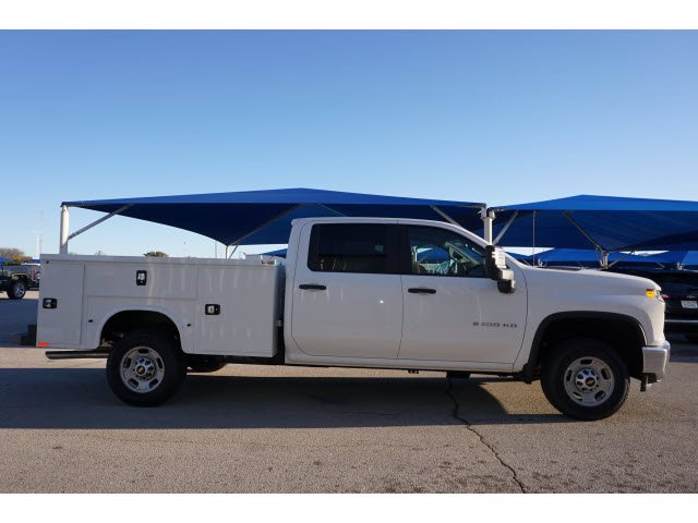2020 Chevrolet Silverado 2500 Crew Cab 4x2, Knapheide Steel Service Body #204756 - photo 5