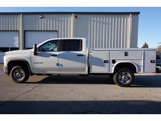 2020 Chevrolet Silverado 2500 Crew Cab 4x2, Knapheide Steel Service Body #204756 - photo 8