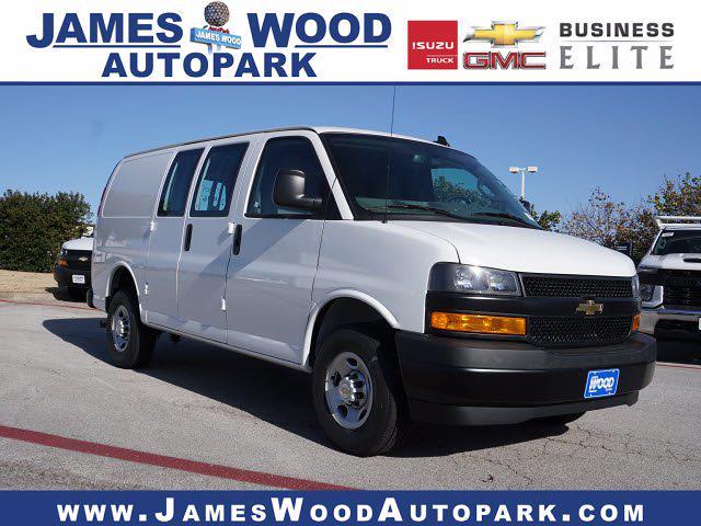 2020 Chevrolet Express 2500 4x2, Adrian Steel Upfitted Cargo Van #204767 - photo 1