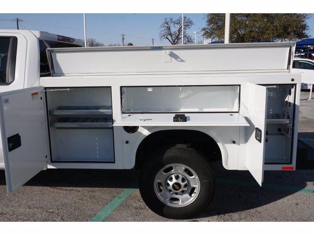 2020 Chevrolet Silverado 2500 Crew Cab 4x2, Knapheide Steel Service Body #204809 - photo 9