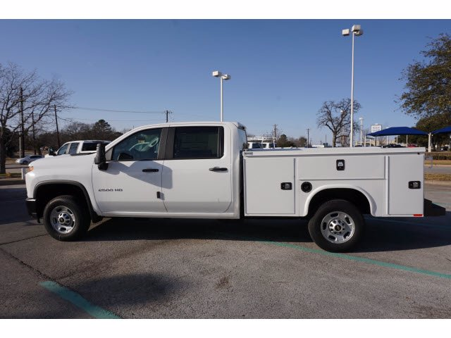 2020 Chevrolet Silverado 2500 Crew Cab 4x2, Knapheide Steel Service Body #204810 - photo 8