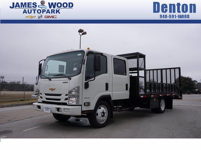 2020 Chevrolet LCF 4500 4x2, Kaffenbarger Truck Equipment Dovetail Landscape #204814 - photo 1