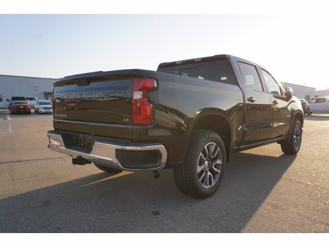 2021 Chevrolet Silverado 1500 Crew Cab RWD, Pickup #210268 - photo 4
