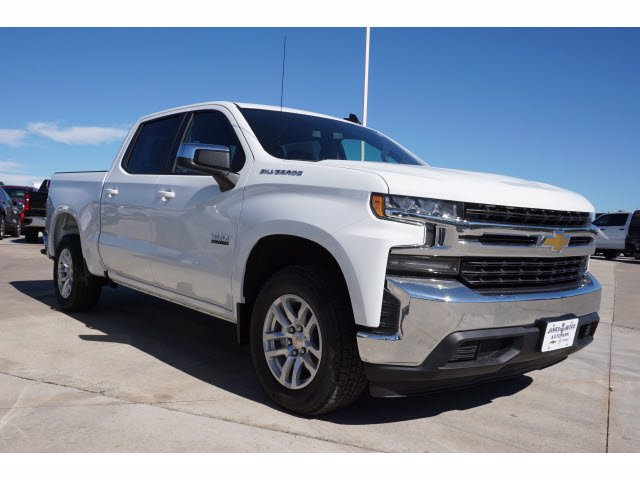2021 Chevrolet Silverado 1500 Crew Cab 4x2, Pickup #210432 - photo 3