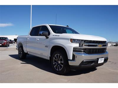 2021 Chevrolet Silverado 1500 Crew Cab 4x2, Pickup #210434 - photo 3