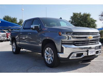 2021 Chevrolet Silverado 1500 Crew Cab 4x4, Pickup #210443 - photo 3