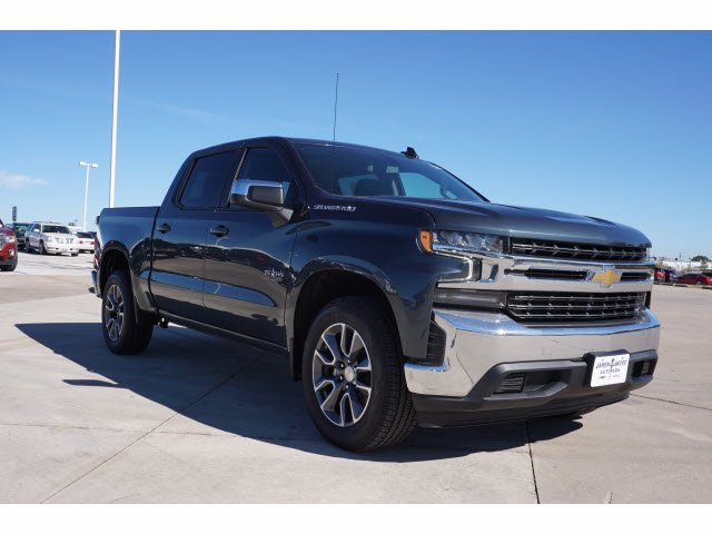 2021 Chevrolet Silverado 1500 Crew Cab 4x2, Pickup #210466 - photo 3