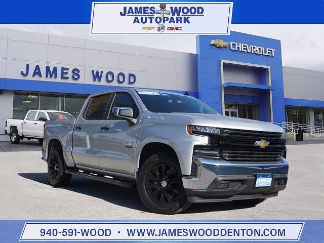 2021 Chevrolet Silverado 1500 Crew Cab 4x2, Pickup #210517 - photo 1