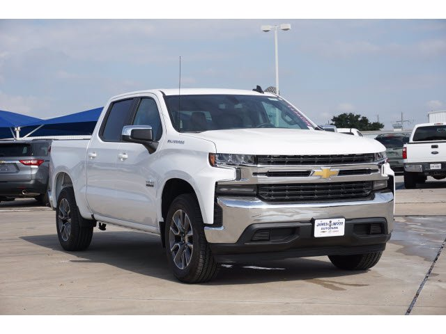 2021 Chevrolet Silverado 1500 Crew Cab 4x2, Pickup #210541 - photo 3