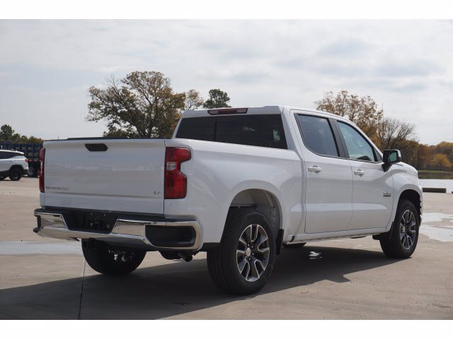 2021 Chevrolet Silverado 1500 Crew Cab 4x2, Pickup #210541 - photo 4