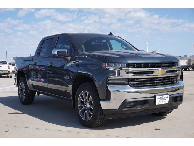 2021 Chevrolet Silverado 1500 Crew Cab 4x2, Pickup #210566 - photo 3