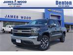 2021 Chevrolet Silverado 1500 Crew Cab 4x2, Pickup #210566 - photo 1