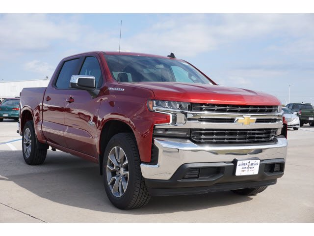 2021 Chevrolet Silverado 1500 Crew Cab 4x2, Pickup #210599 - photo 3