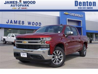 2021 Chevrolet Silverado 1500 Crew Cab 4x2, Pickup #210599 - photo 1