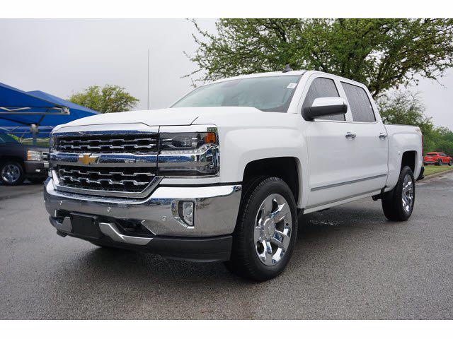 2018 Chevrolet Silverado 1500 Crew Cab 4x4, Pickup #210686A1 - photo 4