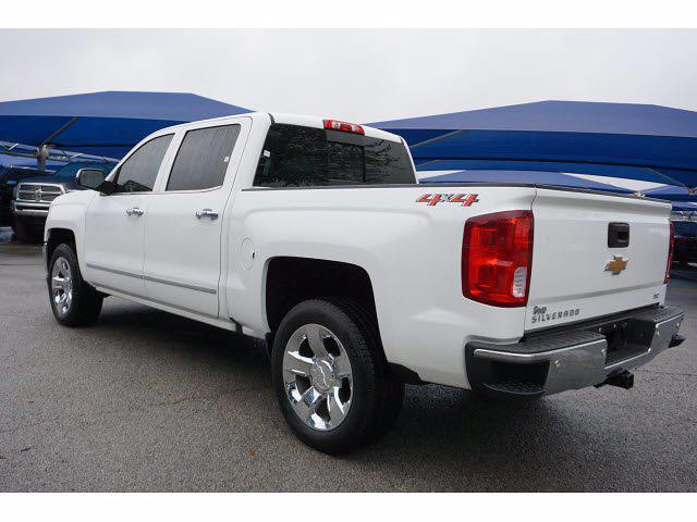 2018 Chevrolet Silverado 1500 Crew Cab 4x4, Pickup #210686A1 - photo 3