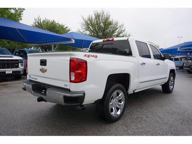 2018 Chevrolet Silverado 1500 Crew Cab 4x4, Pickup #210686A1 - photo 2