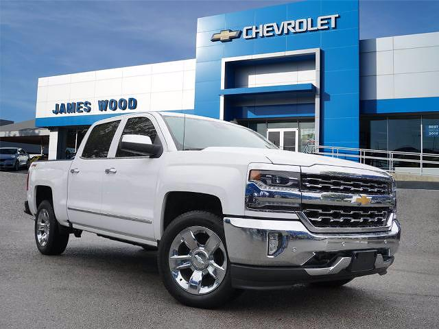 2018 Chevrolet Silverado 1500 Crew Cab 4x4, Pickup #210686A1 - photo 1