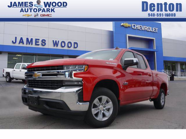 2021 Chevrolet Silverado 1500 Double Cab 4x2, Pickup #210726 - photo 1
