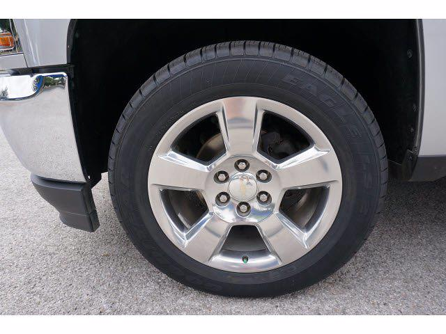 2017 Chevrolet Silverado 1500 Crew Cab 4x2, Pickup #210772C1 - photo 20