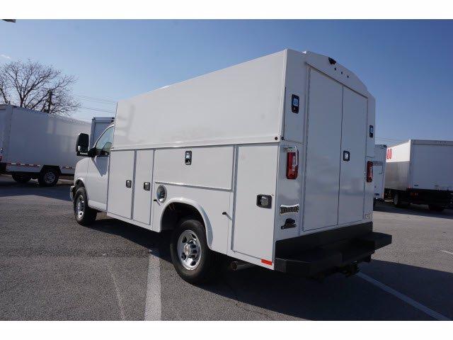 2021 Chevrolet Express 3500 4x2, Knapheide Service Utility Van #211086 - photo 1