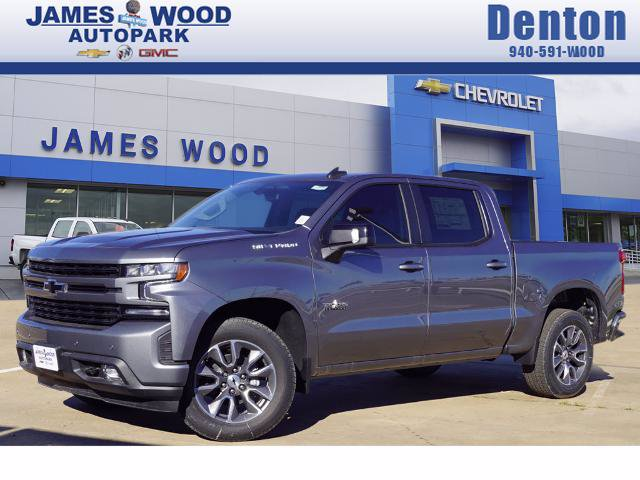 2021 Chevrolet Silverado 1500 Crew Cab 4x2, Pickup #211089 - photo 1