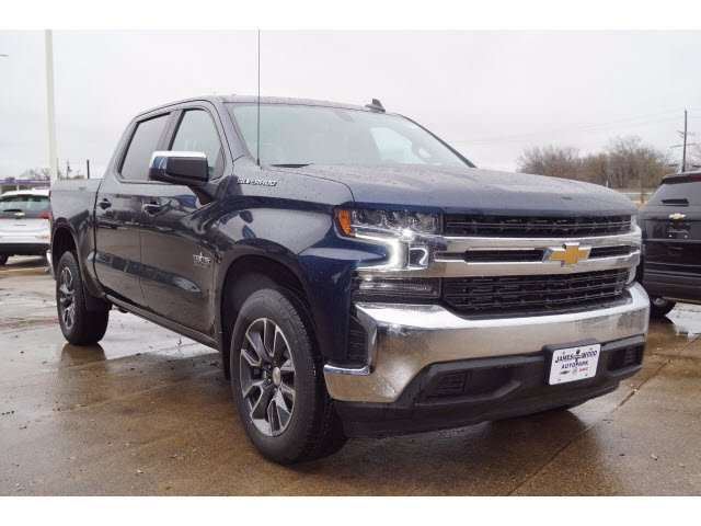 2021 Chevrolet Silverado 1500 Crew Cab 4x2, Pickup #211116 - photo 20
