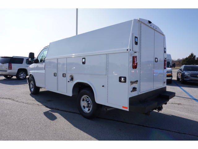 2021 Chevrolet Express 3500 4x2, Knapheide Service Utility Van #211419 - photo 1