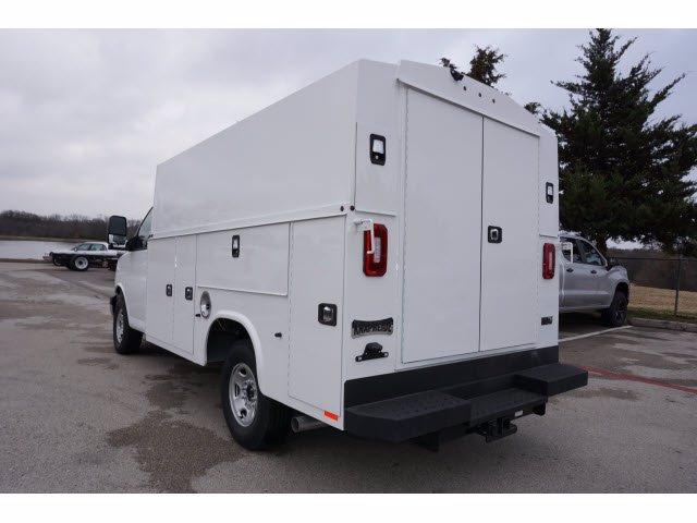 2021 Chevrolet Express 3500 4x2, Knapheide Service Utility Van #211478 - photo 1