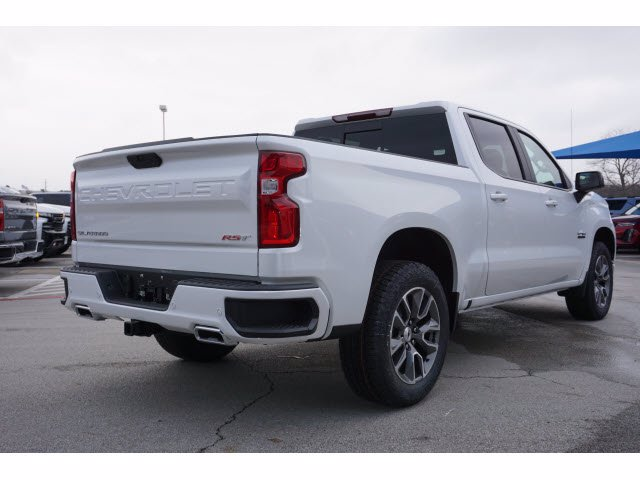 2021 Chevrolet Silverado 1500 Crew Cab 4x4, Pickup #211494 - photo 4