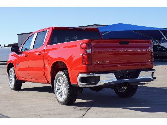 2021 Chevrolet Silverado 1500 Crew Cab 4x2, Pickup #211547 - photo 1
