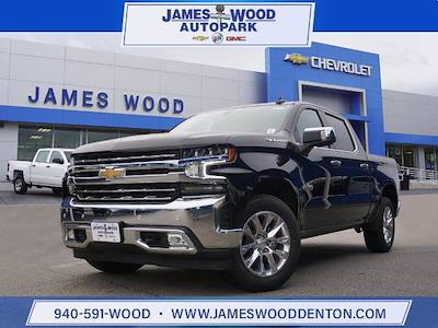 2021 Chevrolet Silverado 1500 Crew Cab 4x2, Pickup #211553 - photo 1