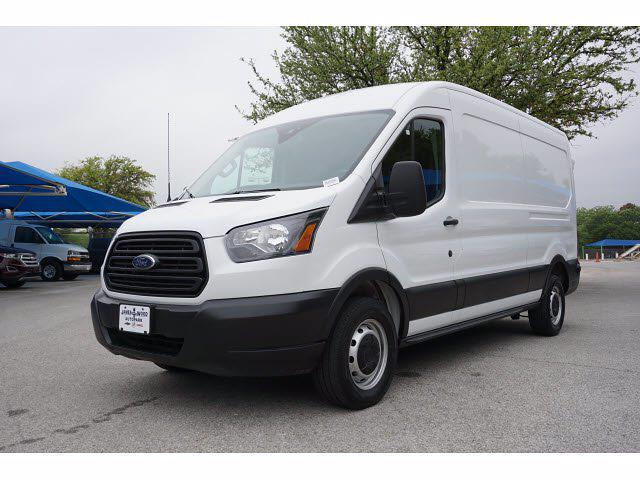 2019 Ford Transit 150 Med Roof 4x2, Empty Cargo Van #211761A1 - photo 4