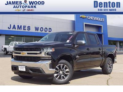2021 Chevrolet Silverado 1500 Crew Cab 4x2, Pickup #211796 - photo 1