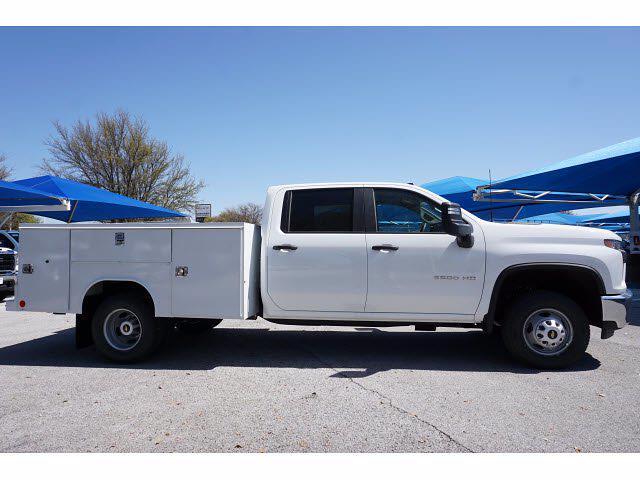 2021 Chevrolet Silverado 3500 Crew Cab 4x2, Reading SL Service Body #211882 - photo 5