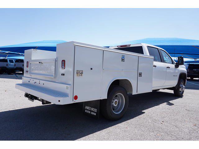 2021 Chevrolet Silverado 3500 Crew Cab 4x2, Reading SL Service Body #211882 - photo 6