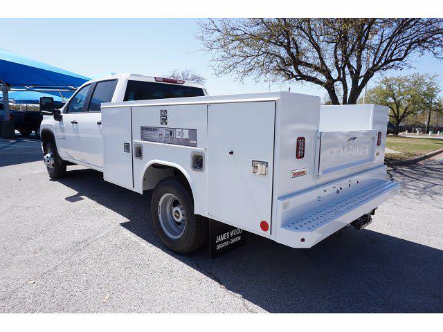 2021 Chevrolet Silverado 3500 Crew Cab 4x2, Reading Service Body #211882 - photo 1