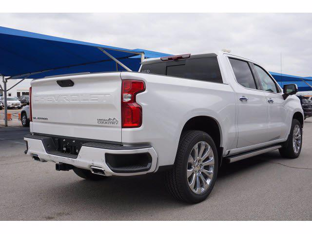 2021 Chevrolet Silverado 1500 Crew Cab 4x4, Pickup #211888 - photo 4