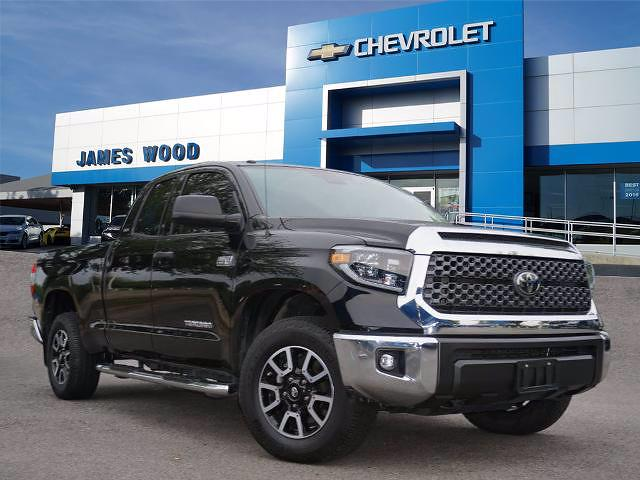 2019 Toyota Tundra Double Cab 4x4, Pickup #212050A1 - photo 1