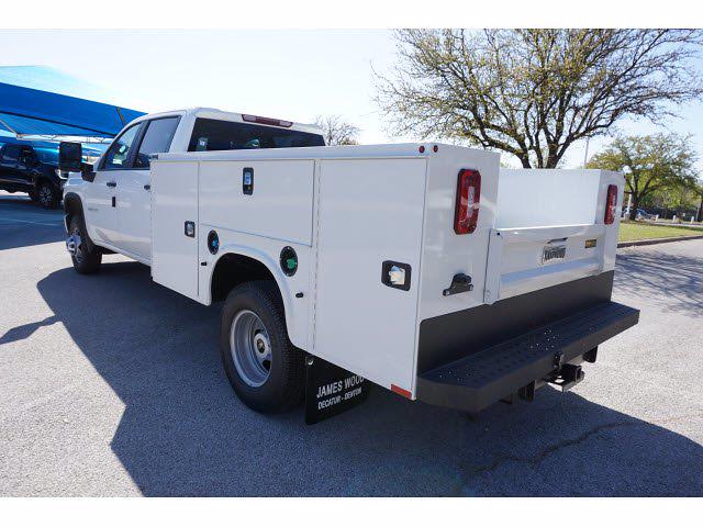 2021 Chevrolet Silverado 3500 Crew Cab AWD, Knapheide Steel Service Body #212076 - photo 2