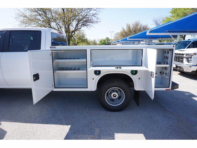 2021 Chevrolet Silverado 3500 Crew Cab AWD, Knapheide Steel Service Body #212076 - photo 9