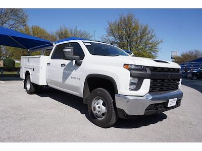 2021 Chevrolet Silverado 3500 Crew Cab AWD, Knapheide Steel Service Body #212076 - photo 4