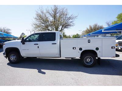 2021 Chevrolet Silverado 3500 Crew Cab AWD, Knapheide Steel Service Body #212076 - photo 8