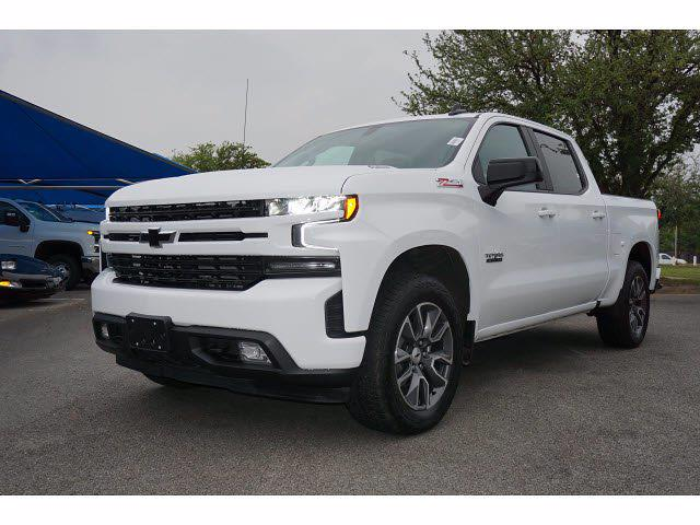 2020 Chevrolet Silverado 1500 Crew Cab 4x4, Pickup #212155A1 - photo 1