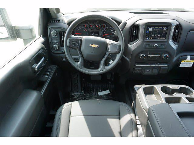 2021 Chevrolet Silverado 3500 Crew Cab AWD, Knapheide Steel Service Body #212163 - photo 11